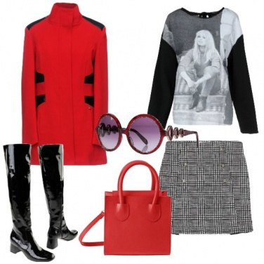 Outfit Mood anni \'60