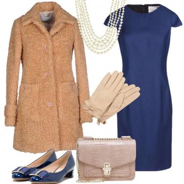 Outfit Eleganza parigina