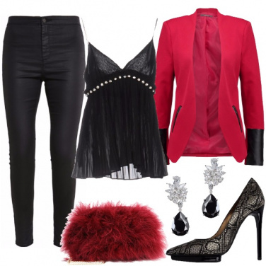 Outfit Bomba sexy