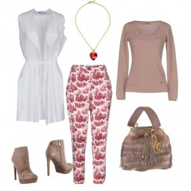 Outfit Fantasia invernale