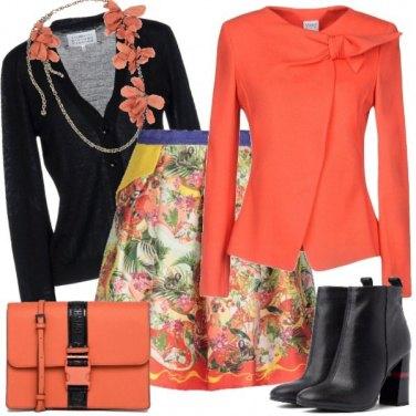 Outfit Un inverno a tutto colore
