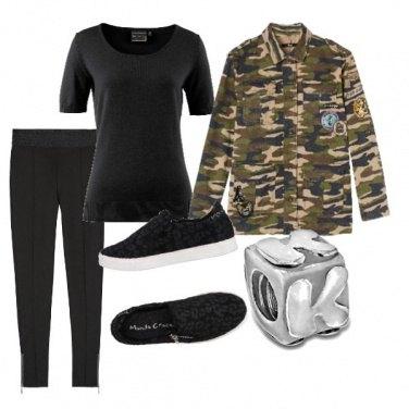 Outfit Pome al parco