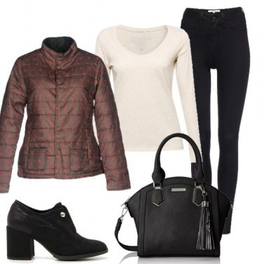 Outfit Urban #9555