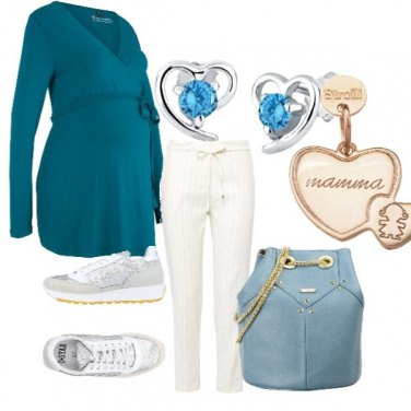 Outfit Mamma fashion style