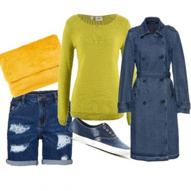 Outfit Jeans style