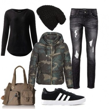 Outfit Inverno Glamour