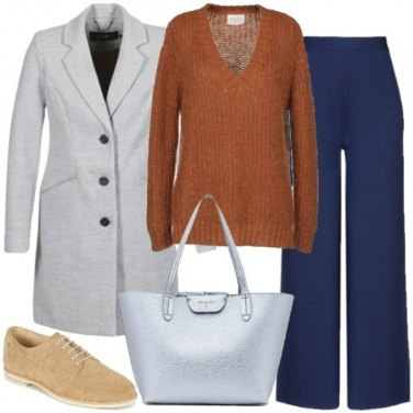 Outfit In pieno autunno