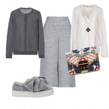Outfit Raffinata comodità
