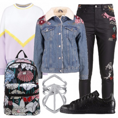 Outfit Teenager