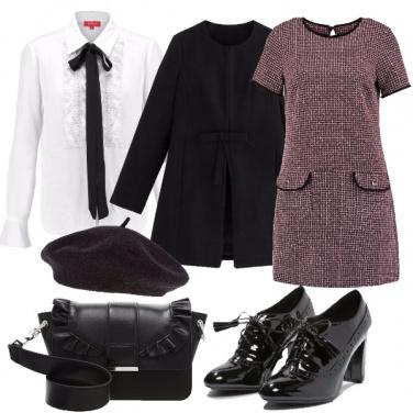 Outfit Sovrapposizioni bon ton