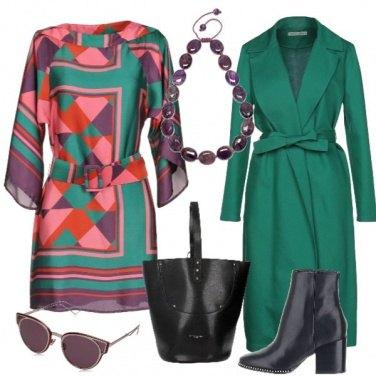 Outfit I ruggenti anni 60