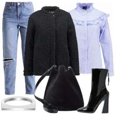 Outfit Easy ma modaiolo