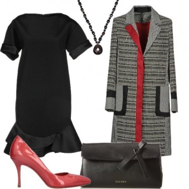 Outfit Fascia rossa
