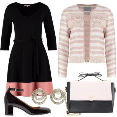Outfit Bon ton e romantica