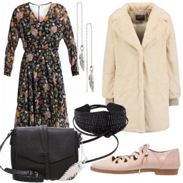 Outfit Un inverno boho