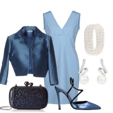 Outfit Cerimonia chic