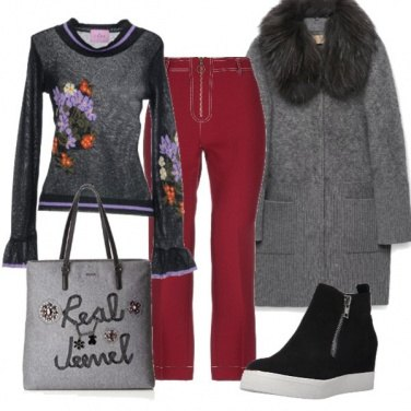 Outfit Le slip-on invernali