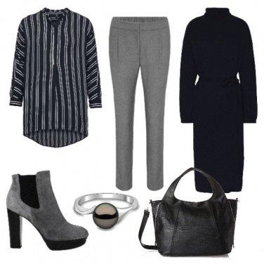 Outfit Perla nera