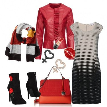Outfit Trendy in ufficio