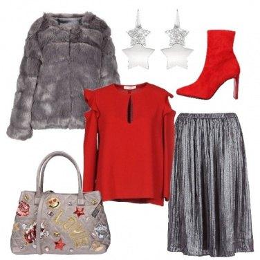 Outfit La cena di Natale