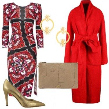 Outfit Tema natalizio