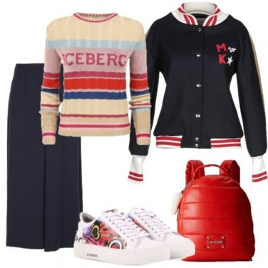 Outfit Young and fashionist