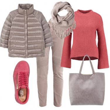 Outfit Semplicità con stile