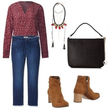 Outfit Look country chic