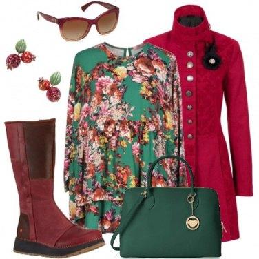 Outfit Vivere a colori