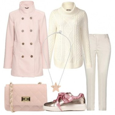 Outfit Pastelli in festa