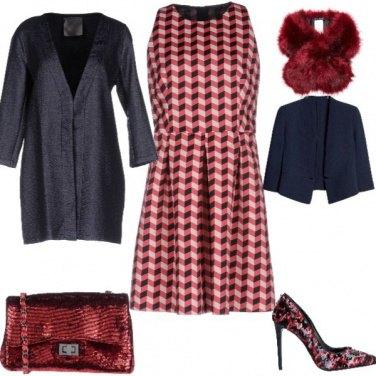 Outfit Trend2019:Collo di pelliccia