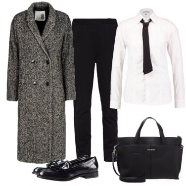 Outfit Al maschile con stile