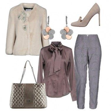 Outfit Chic per l\'aperitivo