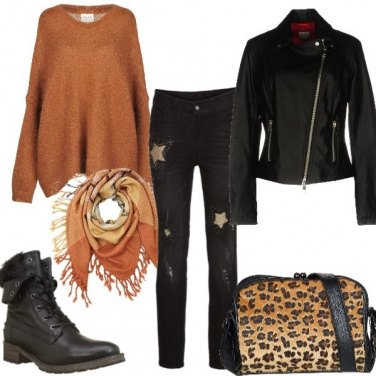 Outfit Urban #9577