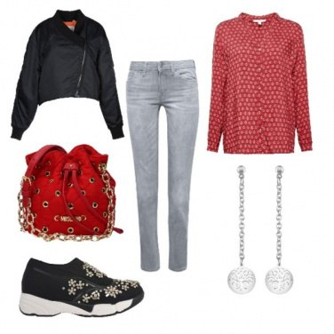 Outfit Rock #3933