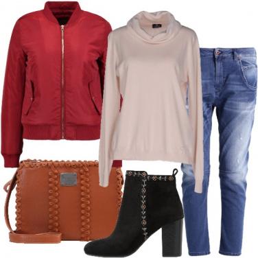 Outfit Semplicità e particolarità