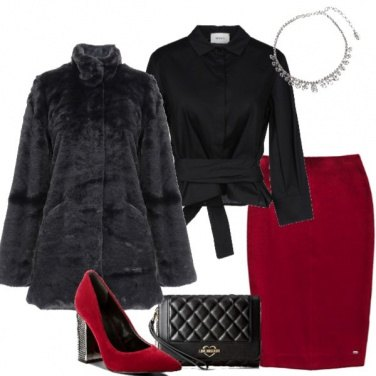 Outfit A Natale puoi..