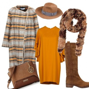 Outfit Country check
