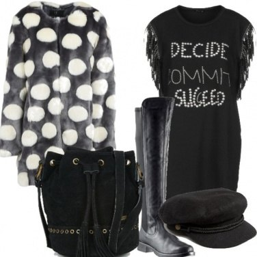 Outfit Rock a modo mio