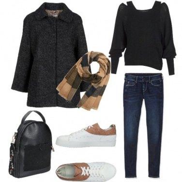 Outfit Basic, a lezione di danza