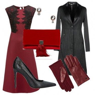 Outfit Cena di Natale