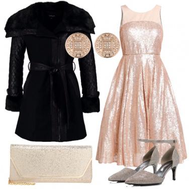 Outfit Pronta per il ballo