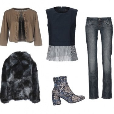 Outfit Urban #9596