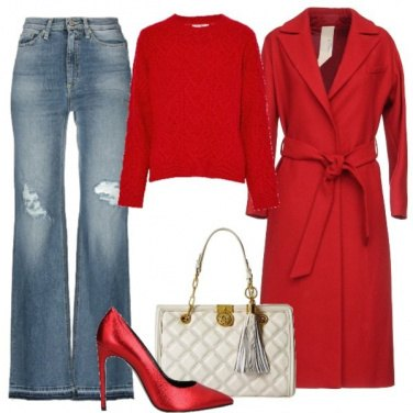 Outfit #CHRISTMASISCOMING - 5 dicembre
