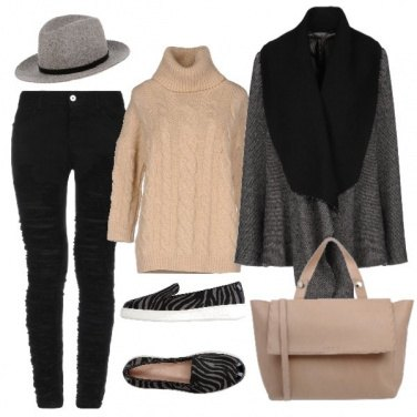 Outfit L\'outfit del giorno: slip on