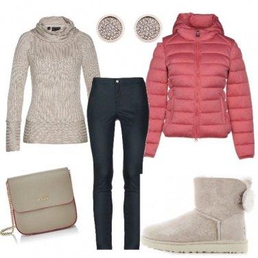 Outfit Scarpe calde