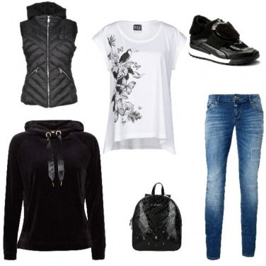 Outfit Urban #9608