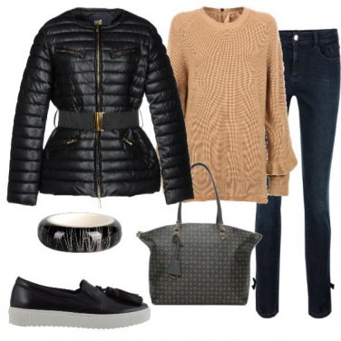 Outfit Le slip on d'inverno