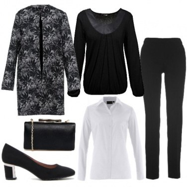 Outfit Chic a basso budget