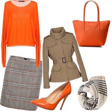 Outfit Deserto Orange...